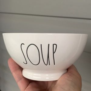 Rae Dunn Soup bowl